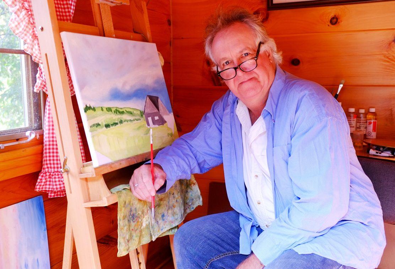 Site Des Artistes Peintres contact | alain tittley, artiste-peintre paysagiste